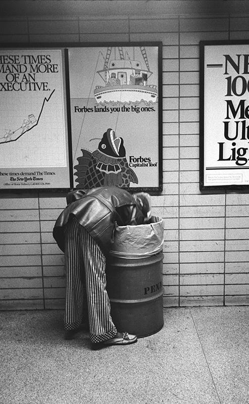 Penn Station, NY, 1980