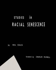 Studies in Racial Senescence