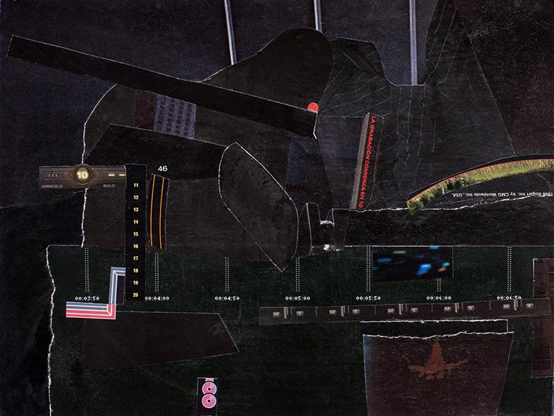 ex nihilo - collage